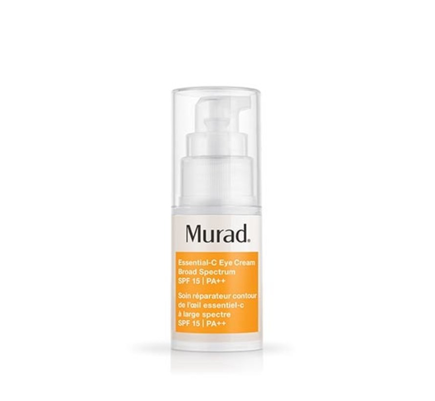 Murad Essential-C Eye Cream Broad Spectrum SPF15