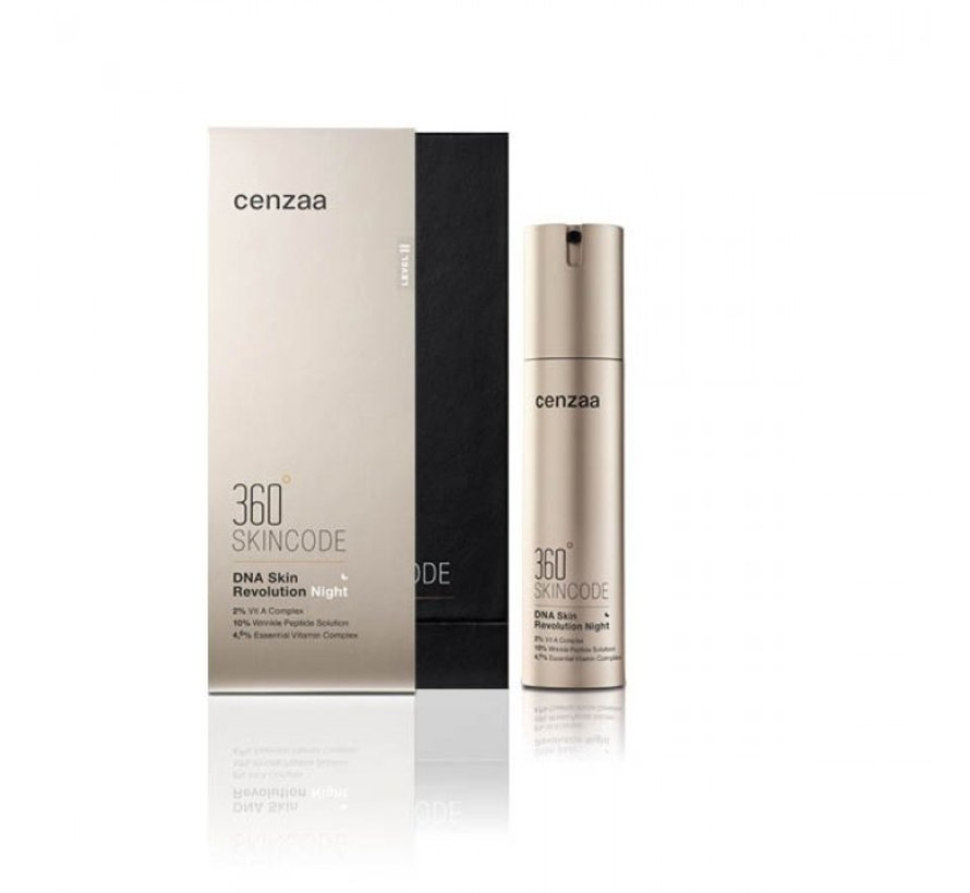 Cenzaa 360 Skincode DNA Night 50ml