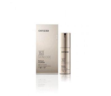 Cenzaa Cenzaa 360 Skincode Retinol Cocktail 30ml