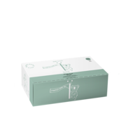 Naïf Plastic Free Baby Wipes Box 8 x 54 tissues