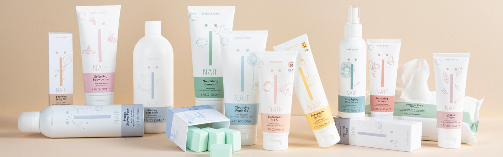 Naïf Skincare bij Het Cosmeticahuis