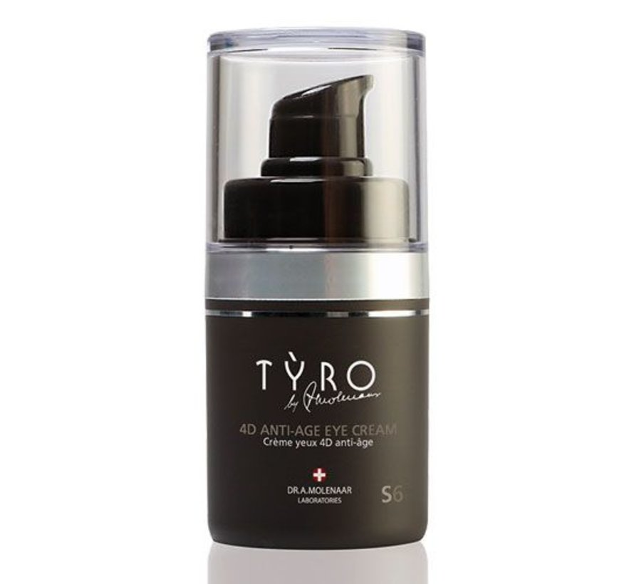 Tyro 4D Anti-Age Eye Cream 15ml