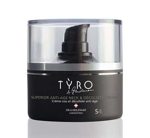 Tyro Tyro Superior Anti-Age Neck & Decollete cream 50ml