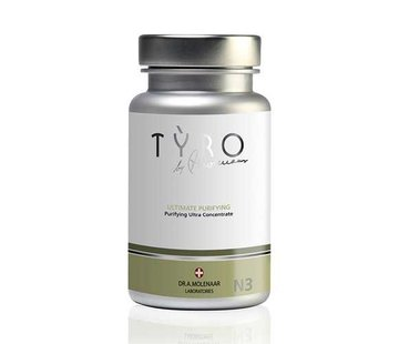 Tyro Tyro Ultimate Purifying Supplement 30 caps