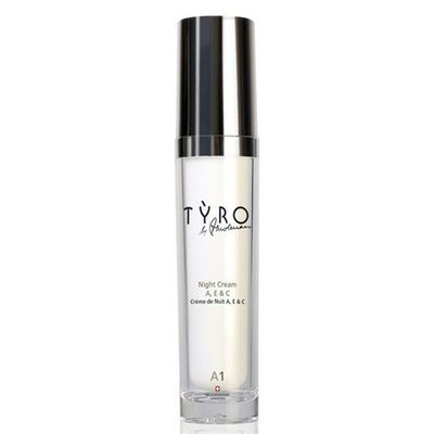 Tyro Night Cream A, E & C 60 ml