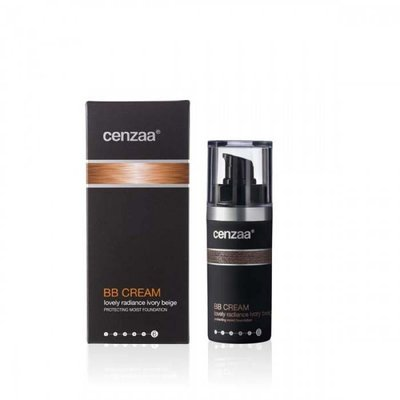 Cenzaa Cenzaa Lovely Radiance Ivory Beige 30 ml