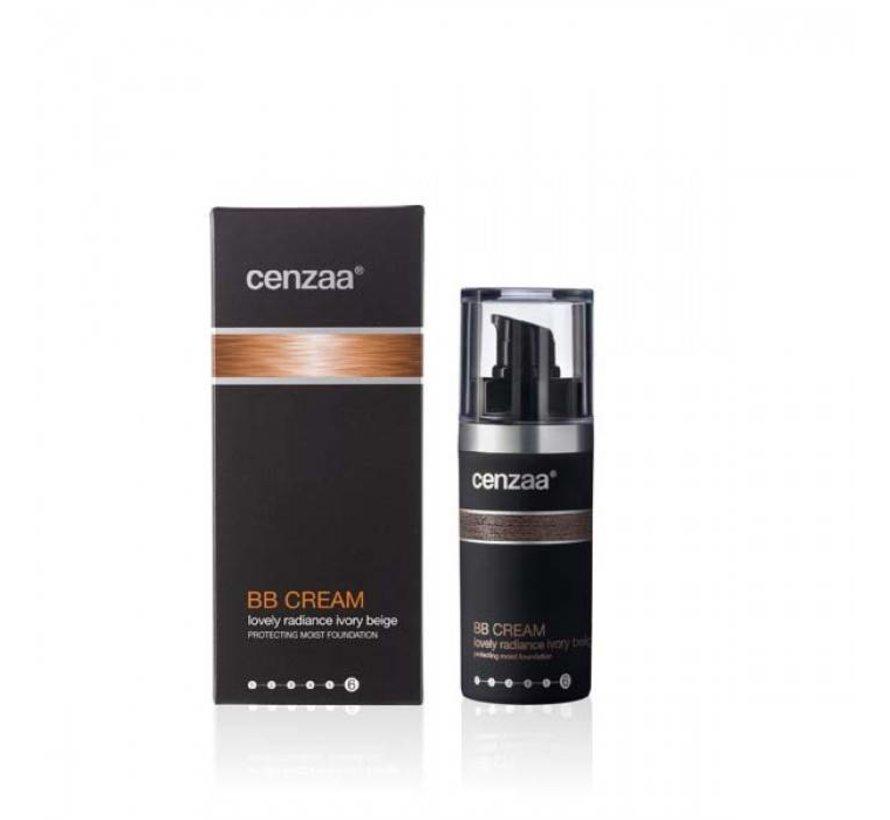 Cenzaa Lovely Radiance Ivory Beige 30ml
