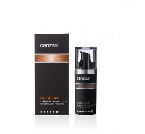 Cenzaa Cenzaa Lovely Radiance Warm Bronze 30ml