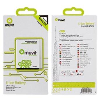 Muvit - Samsung Galaxy S3 Interne Batterij 2100 mAh