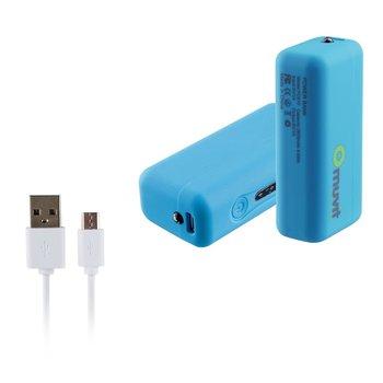 Muvit - Powerbank 2600 mAh - blauw