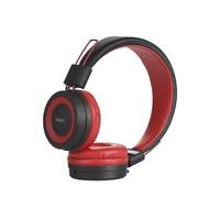 Hoco Hoco Bluetooth Wireless Headphone Black-Red