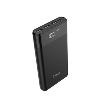 Hoco Hoco Powerbank 3x USB Outlet 30.000mAh Black