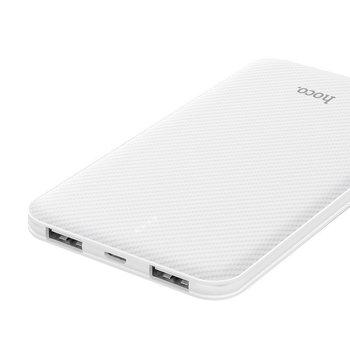 Hoco Hoco Powerbank with Digital Display 5.000mAh White
