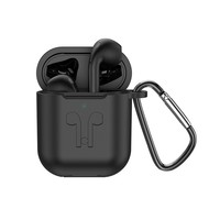 Hoco Hoco ES32 Plus Black AirPods + Wireless Charging Case + Black Sleeve