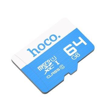Hoco Hoco Micro SD XC 64GB Class 10 - 95MB/s
