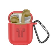 Hoco Hoco ES32 Plus Golden AirPods + Wireless Charging Case + Red Sleeve