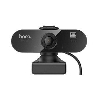 Hoco Hoco DI06 USB Webcam - Zwart