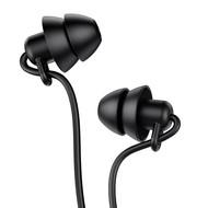 Hoco Hoco Mini In-Ear Silicone Sleep Oordopjes 3 5mm - Zwart
