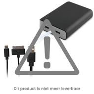 Muvit - Powerbank 10400 mAh - zwart