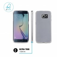 Be Hello - Samsung Galaxy S6 Edge Gel Case transparent