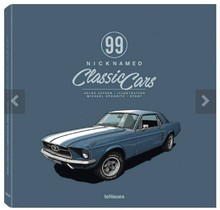 99 Nicknamed Classic Cars teNeues
