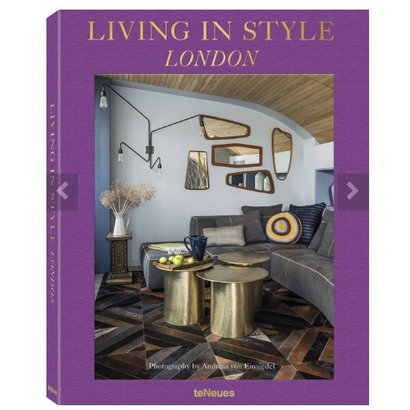 Living in Style London teNeues