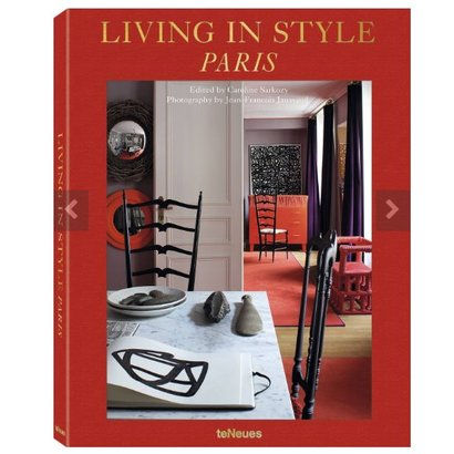 Living in Style Paris Caroline Sarkozy teNeues