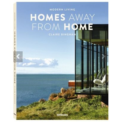 Modern Living Homes away from Home, English jacket Claire Bingham teNeues