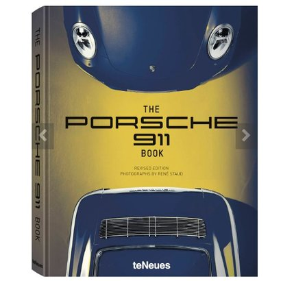 The Porsche 911 Book, Revised Edition René Staud