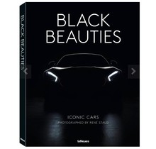 Black Beauties René Staud teNeues