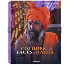Colours and Faces of India David Krasnostein