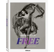 Free, A Life in Images and Words by Sergi Polunin [PRE-ORDER]