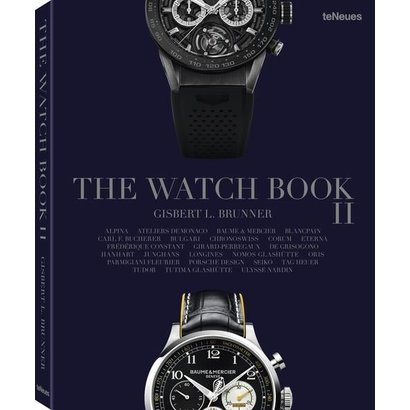 The Watch Book II Edited by Gisbert Brunner teNeues