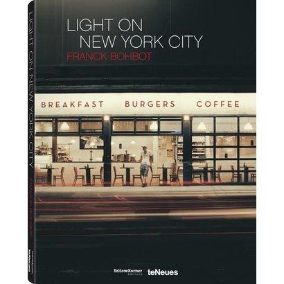 Light on New York City Franck Bohbot teNeues