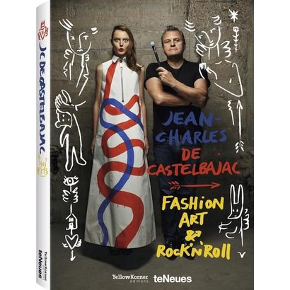 Jean-Charles de Castelbajac - Fashion, Art & Rock'n'Roll  teNeues