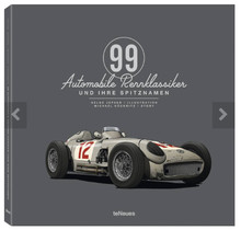 99 automobile Rennklassiker und ihre Spitznamen teNeues