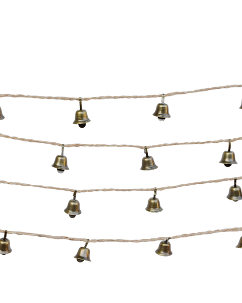 GOLD BELLS ON STRING AVAILABLE FROM SEPT 20TH