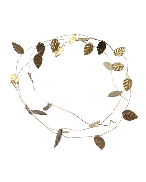 available early October 2020 5 METAL LEAF WREATHS