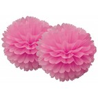FUCHSIA POM POM SET out of stock