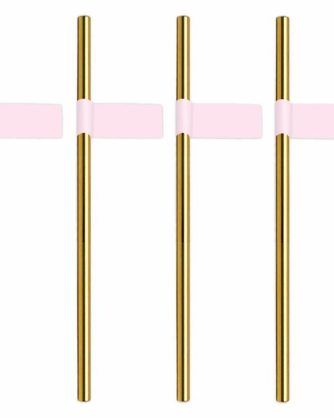 GOLD STRAWS out of stock
