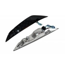 Knipperlicht set Piaggio Zip 2000/ Zip 4t voor Led smoke