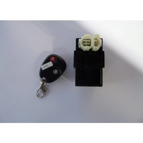Remote  CDI GY6 50cc 25/32 Km/h 10 inch