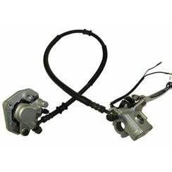Sub harness set FR M/C  COMP