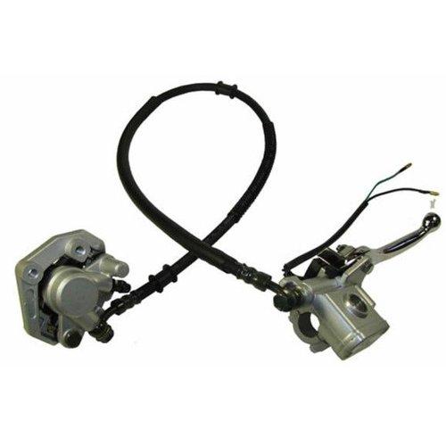 Sub harness set FR COMP Agm new flash/san remo/pico