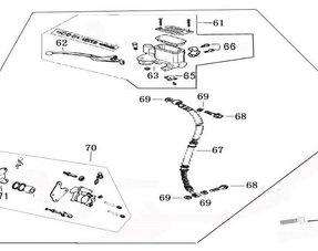 Remsysteem en delen