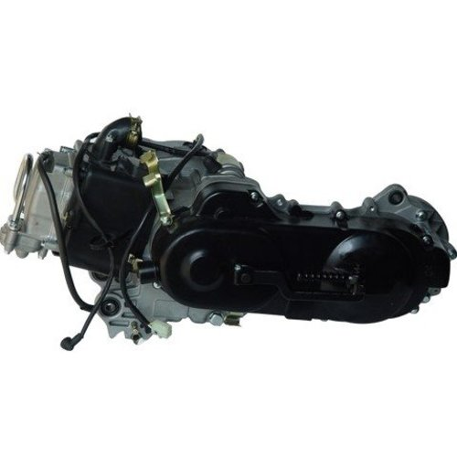 Motorblok GY6 50cc 12inch Lange achteras