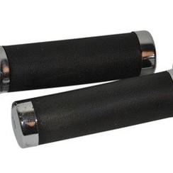 Grip set black fit on Grande Retro/zn50qt-e and simliar models