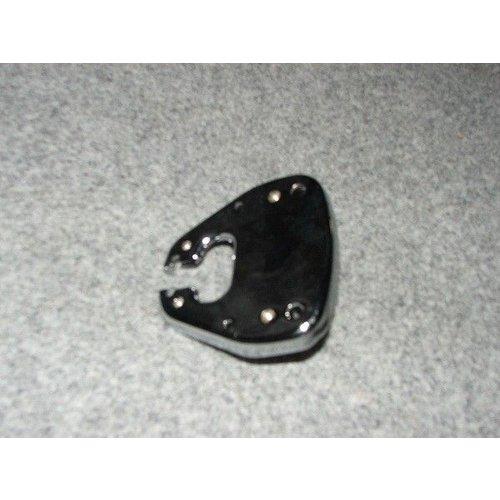 Handle bar bracket chrome Grande retro/ torino/zn50qt-e