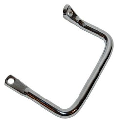Chrome passenger handle Left Grande Retro/zn50qt-e