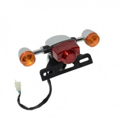 Rear light with winkers fits on Grande Retro/Zn50qt-e/etc